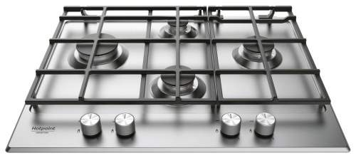 Встраиваемая варочная панель газовая Hotpoint-Ariston PKL 641 IX/HA Silver