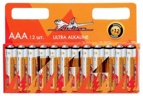 Батарейка Airline LR03/AAA 12 шт