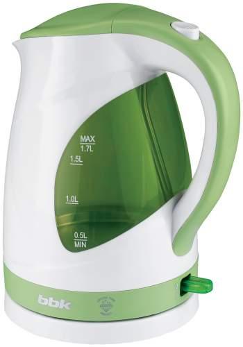 Чайник электрический BBK EK1700P White/Green