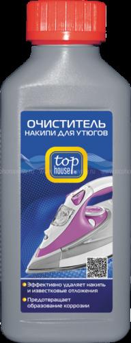 Очиститель TOP HOUSE от накипи для утюгов 250 мл