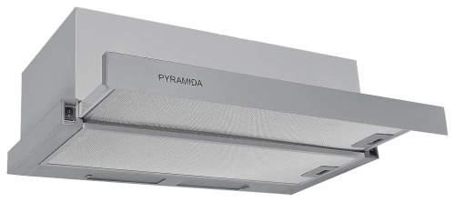 Вытяжка встраиваемая Pyramida TL 60 Silver