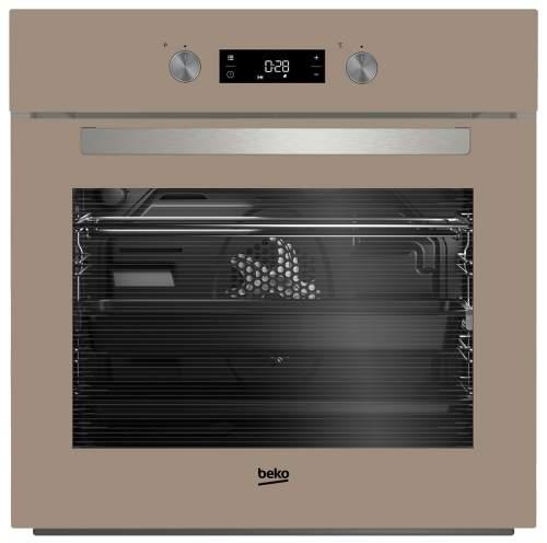 Встраиваемый электрический духовой шкаф Beko BIM24301BRCS Brown