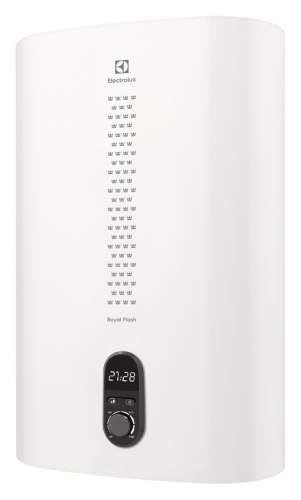 Водонагреватель накопительный Electrolux EWH 80 Royal Flash white