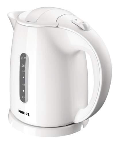 Чайник электрический Philips HD4646/00 White