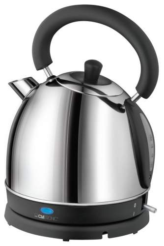 Чайник электрический Clatronic WK 3564 Black/Silver
