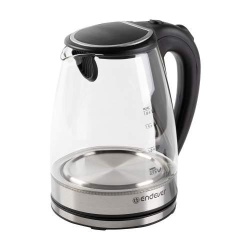Чайник электрический Endever Skyline KR-305G Silver/Black