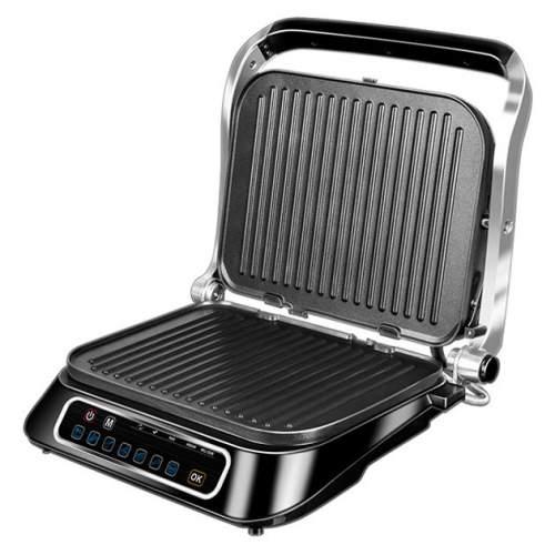 Миниатюра Электрогриль Redmond SteakMaster RGM-M805 Black/Silver №2