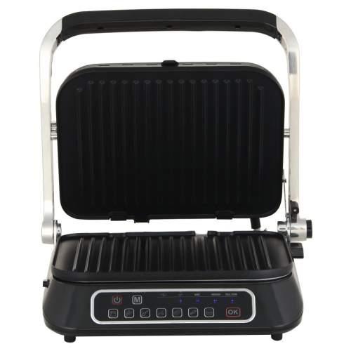 Миниатюра Электрогриль Redmond SteakMaster RGM-M805 Black/Silver №3