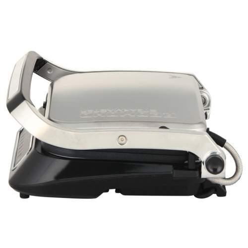Миниатюра Электрогриль Redmond SteakMaster RGM-M805 Black/Silver №5