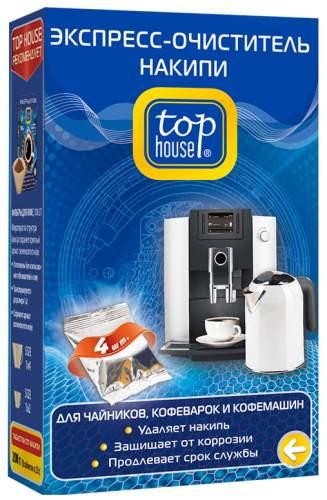 Средство от накипи Top House 392852 4 шт х 50 г
