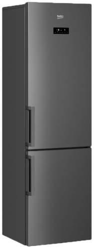 Холодильник Beko RCNK356E21X Silver
