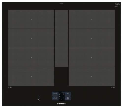 Встраиваемая варочная панель индукционная Siemens EX 675 JYW 1E Black