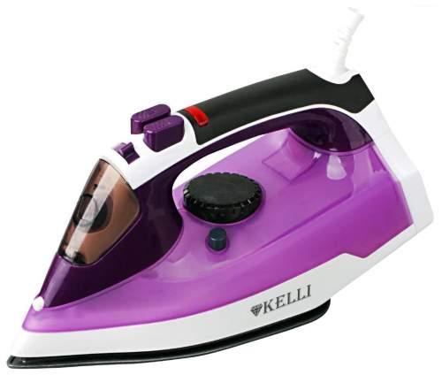 Утюг KELLI KL-1621 Purple