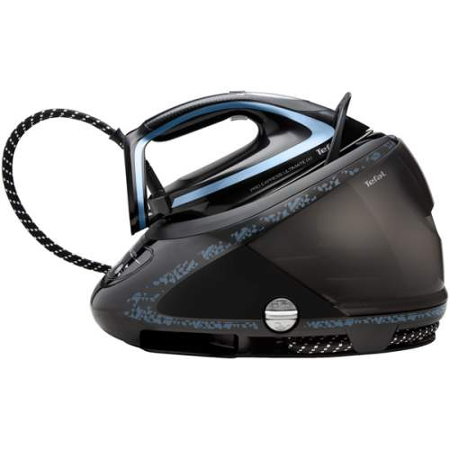 Парогенератор Tefal Pro Express Ultimate+ GV9611E0 Black