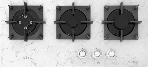 Встраиваемая газовая панель Gefest ПВГ 2150-01 К92