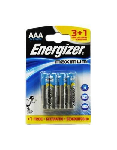 Батарейка Energizer Maximum 1451270 4 шт