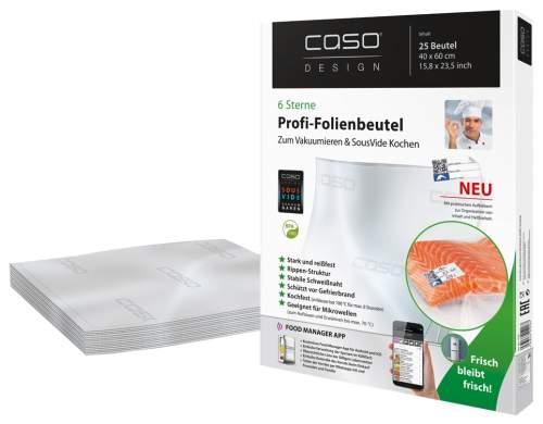 Пакеты для вакуумного упаковщика CASO 1218