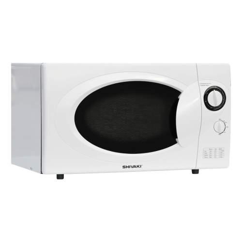 Микроволновая печь соло SHIVAKI SMW2518MW White