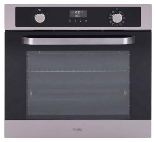 Встраиваемый электрический духовой шкаф Haier HOX-P11HSX Silver