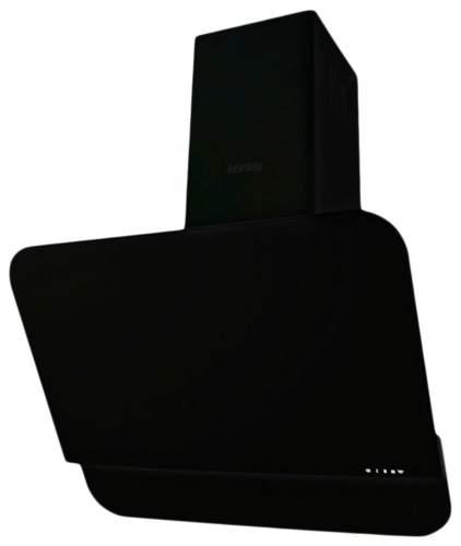 Вытяжка наклонная Korting KHC 66035 GN Black