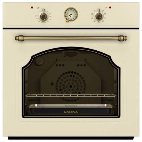 Встраиваемый электрический духовой шкаф Darina 1U8 BDE 112 707 BG Beige