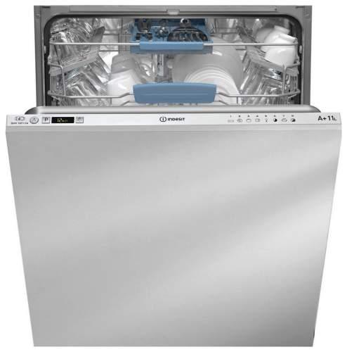 Встраиваемая посудомоечная машина 60 см Indesit DIFP 18T1 CA EU