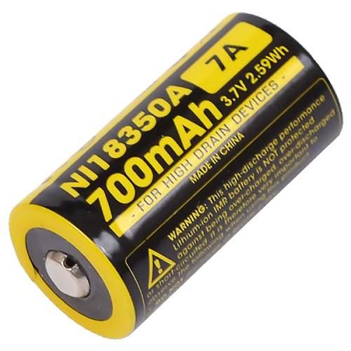 Аккумуляторная батарея Nitecore IMR NI18350A 1 шт