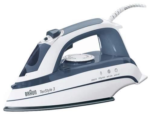 Утюг Braun TexStyle 3 TS 375 A White/Grey