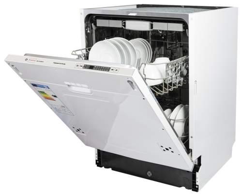 Встраиваемая посудомоечная машина 60 см Zigmund & Shtain DW 129.6009 X