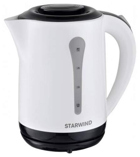 Чайник электрический StarWind SKP2212 White/Black