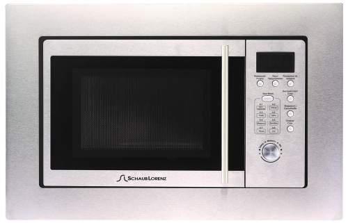Встраиваемая микроволновая печь с грилем Schaub Lorenz SLM EE21D
