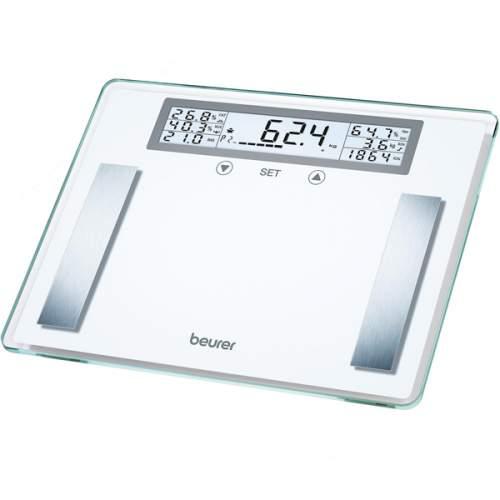 Весы напольные Beurer BG51 XXL Transparent