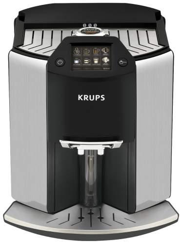 Кофемашина автоматическая Krups Barista EA907D31 Silver/Black