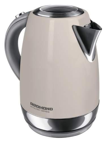 Чайник электрический Redmond RK-M179 Ivory/Silver