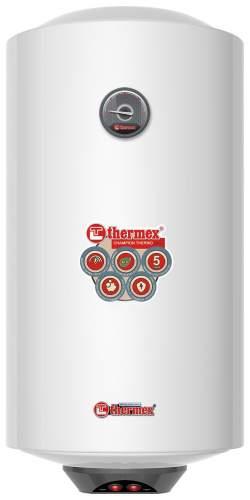 Водонагреватель накопительный THERMEX Thermo 50 V Slim white/grey
