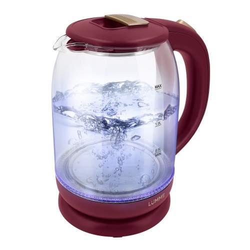 Чайник электрический Lumme LU-142 Red Ruby