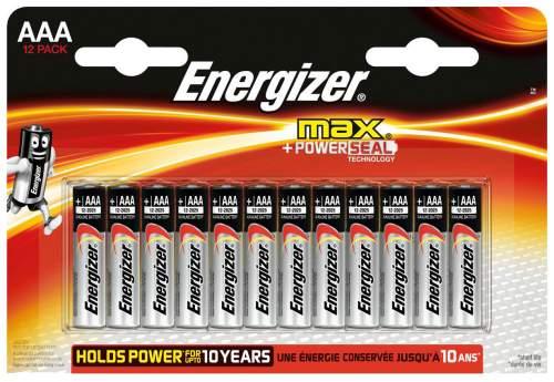 Батарейка Energizer MAX AAA (LR03) 12 шт
