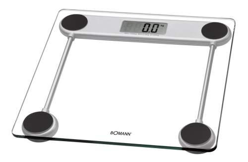 Весы напольные Bomann PW1417CB Glas
