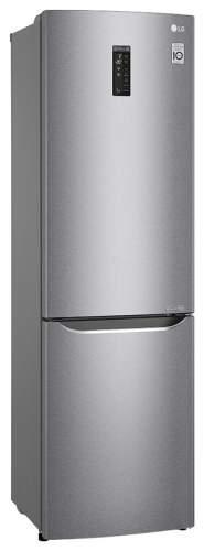 Холодильник LG GA-B499SMQZ Silver