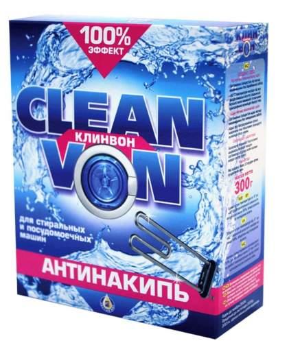 Средство для очистки стиральных машин Эона Клинвон