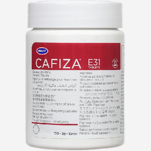 Таблетки для удаления кофейных масел Urnex Cafiza 100шт