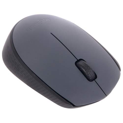 Миниатюра Беспроводная мышь Logitech M170 Black (910-004642) №3