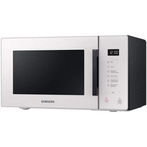 Микроволновая печь с грилем Samsung MG23T5018AE White