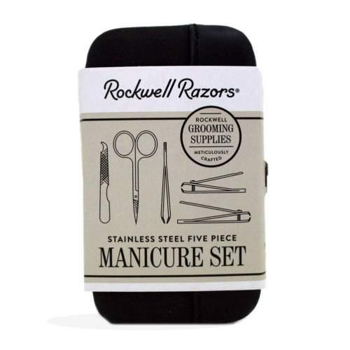 Маникюрный набор Rockwell 5 предметов и чехол