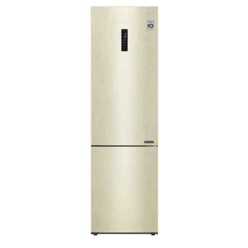 Холодильник LG GA-B509CESL DoorCooling+ Beige
