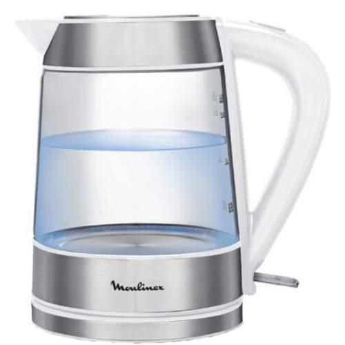 Миниатюра Чайник электрический Moulinex  BY730132 Silver №1