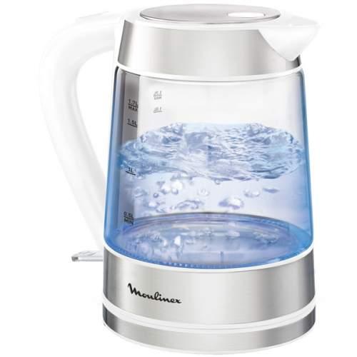 Миниатюра Чайник электрический Moulinex  BY730132 Silver №3