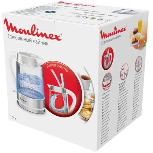 Миниатюра Чайник электрический Moulinex  BY730132 Silver №4