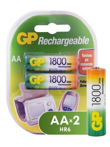 Аккумуляторная батарея GP Batteries 180AAHC-2DECRC2 2 шт