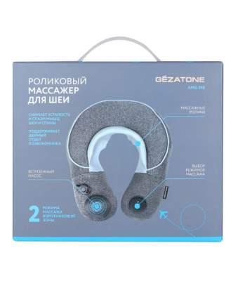 Подушка-массажер для путешествий надувная Gezatone AMG398